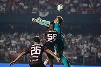 SÃO PAULO, SP 05.05.2019: SÃO PAULO-FLAMENGO - Cesar. São Paulo e Flamengo durante partida válida pela terceira rodada do Campeonato Brasileiro Série A, no estádio do Morumbi, zona oeste da capital, na tarde deste domingo (05). (Foto: Ale Frata/Codigo19)