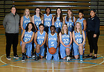11-23-15, Skyline High School girl's junior varsity basketball team