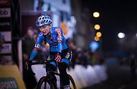 Denise Betsema (NED/Marlux-Bingoal) finishes 2nd<br /> <br /> women's race<br /> 44th Superprestige Diegem (BEL) 2018<br /> ©kramon