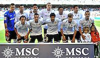 Valencia CF vs CDA Osasuna 2012/2013