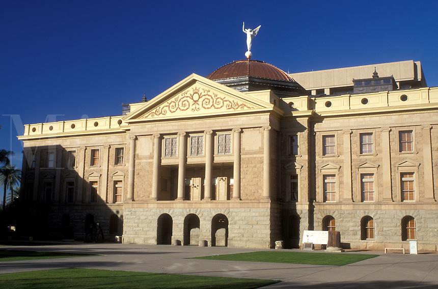 State Capitol, Phoenix, AZ, Arizona, State House, Arizona State Capitol Museum in the capital city of Phoenix.