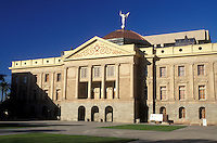 State Capitol, Phoenix, AZ, Arizona, State House, Arizona State Capitol Museum in the capital city of Phoenix.