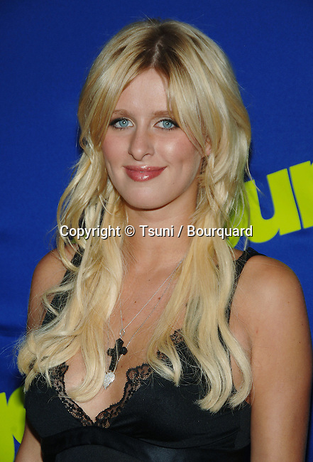 Nicky Hilton arriving at ENTOURAGE Premiere at the Arcligth Theatre In Los Angeles.  June 1st 2006.