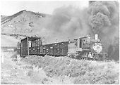 Slate River bridge?<br /> D&amp;RGW  Crested Butte, CO  Taken by Richardson, Robert W.