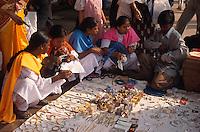 Straßenhändler, Kalkutta (Kolkata), Westbengalen, Indien