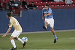 12 December 2008: Brian Shriver (31) of North Carolina takes a shot.  The Wake Forest University Demon Deacons were defeated by the University of North Carolina Tar Heels 0-1 at Pizza Hut Park in Frisco, TX in an NCAA Division I Men's College Cup semifinal game.