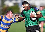 Nelson Club Rugby,Wanderers v Marist  Trafalgar Park Nelson New Zealand,  Saturday 4th April 2015 ,Evan Barnes / Shuttersport.
