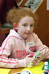 Aoife Howard at the Card Making Workshop in The Library...Photo NEWSFILE/Jenny Matthews.(Photo credit should read Jenny Matthews/NEWSFILE)....This Picture has been sent you under the condtions enclosed by:.Newsfile Ltd..The Studio,.Millmount Abbey,.Drogheda,.Co Meath..Ireland..Tel: +353(0)41-9871240.Fax: +353(0)41-9871260.GSM: +353(0)86-2500958.email: pictures@newsfile.ie.www.newsfile.ie.FTP: 193.120.102.198.