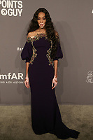 06 February 2019 - New York, NY - Winnie Harlow. 21st Annual amfAR Gala New York benefit for AIDS research during New York Fashion Week held at Cipriani Wall Street.  <br /> CAP/ADM/DW<br /> &copy;DW/ADM/Capital Pictures