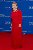 Former United States Secretary of State Madeleine Albright arrives for the 2017 White House Correspondents Association Annual Dinner at the Washington Hilton Hotel on Saturday, April 29, 2017.<br /> Credit: Ron Sachs / CNP