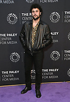 """19 November 2019 - Beverly Hills, California - Jack Falahee. The Paley Center Celebrates The Final Season Of """"How To Get Away With Murder""""<br />  held at The Paley Center for Media. Photo Credit: Birdie Thompson/AdMedia"""