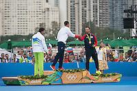 AR_08162016_RIO_PREOLYMPICS_0257.ARW  © Amory Ross / US Sailing Team.  RIO DE JENEIRO - BRAZIL. August 16, 2016. Day 9 of racing at the Olympics.