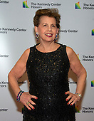 Adrienne Arsht arrives for the formal Artist's Dinner honoring the recipients of the 41st Annual Kennedy Center Honors hosted by United States Deputy Secretary of State John J. Sullivan at the US Department of State in Washington, D.C. on Saturday, December 1, 2018. The 2018 honorees are: singer and actress Cher; composer and pianist Philip Glass; Country music entertainer Reba McEntire; and jazz saxophonist and composer Wayne Shorter. This year, the co-creators of Hamilton­ writer and actor Lin-Manuel Miranda, director Thomas Kail, choreographer Andy Blankenbuehler, and music director Alex Lacamoire will receive a unique Kennedy Center Honors as trailblazing creators of a transformative work that defies category.<br /> Credit: Ron Sachs / Pool via CNP