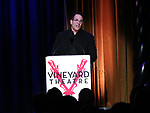 Michael Mayer on stage during the Vineyard Theatre Gala 2018 honoring Michael Mayer at the Edison Ballroom on May 14, 2018 in New York City.