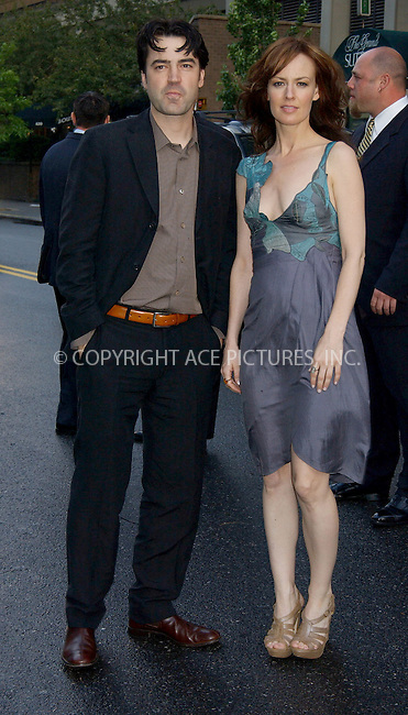 WWW.ACEPIXS.COM . . . . . ....NEW YORK, MAY 18, 2006....Ron Livingston and Rosemarie DeWitt at the FOX Broadcasting Company Upfront.....Please byline: KRISTIN CALLAHAN - ACEPIXS.COM.. . . . . . ..Ace Pictures, Inc:  ..(212) 243-8787 or (646) 679 0430..e-mail: picturedesk@acepixs.com..web: http://www.acepixs.com