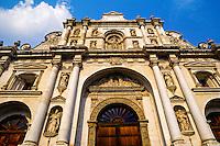 Cathedral (Catedral), Antigua (La Antigua Guatemala), Guatemala