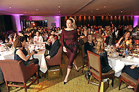 Models in action at the Christmas in Killarney Fashion Show in the Aghadoe Heights Hotel on Thursday night <br /> Picture by Don MacMonagle<br /> <br /> PR Photo from CIK