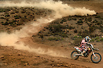 BAJA CALIFORNIA, MEXICO - NOVEMBER 15:  Mike Brown of the FMF/Bonanza Plumbing KTM team, races during the 2013 SCORE Baja 1000 on November 15, 2013 in Baja California, Mexico. (Photo by Donald Miralle for ESPN the Magazine) *** Local Caption ***Mike Brown