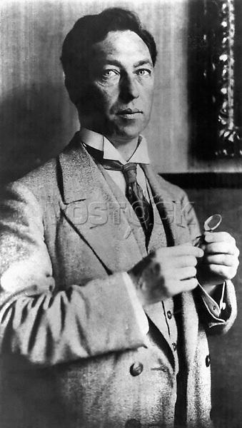Kandinsky, Wassily, 4.12.1866 - 13.12.1944, Russian painter.