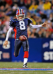 28 August 2008:  Buffalo Bills' punter Brian Moorman in action during a game against the Detroit Lions at Ralph Wilson Stadium in Orchard Park, NY. The Lions defeated the Bills 14-6 in their fourth and final pre-season game...Mandatory Photo Credit: Ed Wolfstein Photo