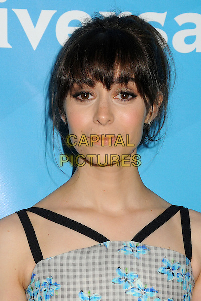 13 July 2014 - Beverly Hills, California - Cristin Milioti. NBC Universal Press Tour Summer 2014 held at the Beverly Hilton Hotel. <br /> CAP/ADM/BP<br /> &copy;Byron Purvis/AdMedia/Capital Pictures