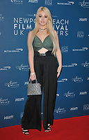 Jodie Weston at the Newport Beach Film Festival UK Honours, The Langham Hotel, Portland Place, London, England, UK, on Thursday 07th February 2019.<br /> CAP/CAN<br /> &copy;CAN/Capital Pictures