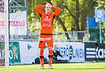 ***BETALBILD***  <br /> V&auml;llingby 2015-05-24 Fotboll Superettan IF Brommapojkarna - Varbergs BoIS :  <br /> Varbergs Mats Andr&eacute; Kaland ser uppgiven ut efter en missad m&aring;lchans under matchen mellan IF Brommapojkarna och Varbergs BoIS <br /> (Foto: Kenta J&ouml;nsson) Nyckelord:  BP Brommapojkarna IFB Grimsta Varberg BoIS depp besviken besvikelse sorg ledsen deppig nedst&auml;md uppgiven sad disappointment disappointed dejected