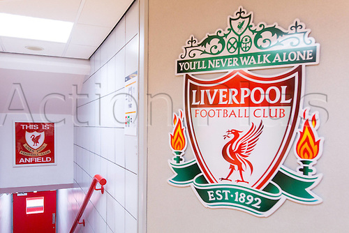 14.04.2016. Liverpool, England. <br />