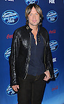 Keith Urban at American Idol Premiere Event at Royce Hall, UCLA. Los Angeles, CA. January 9, 2013.