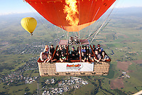 20160227 February 27 Hot Air Balloon Gold Coast