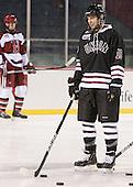 Matt Hatch (Union - 15) - The Union College Dutchmen defeated the Harvard University Crimson 2-0 on Friday, January 13, 2011, at Fenway Park in Boston, Massachusetts.