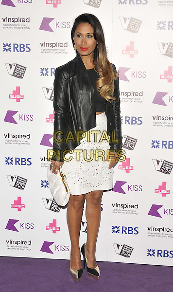 LONDON, ENGLAND - MARCH 27: Preeya Kalidas attends the vinspired Awards 2014, indigO2 at the O2, Millennium Way, Greenwich, on Thursday March 27, 2014 in London, England, UK.<br /> CAP/CAN<br /> &copy;Can Nguyen/Capital Pictures