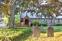 St. Columba's Church, Portsmouth, RI