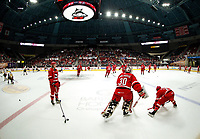 Photography of the The Charlotte Checkers and the Chicago Wolves during Game 1 and 2  the of the American Hockey League Calder Cup Finals, at Bojangles' Coliseum in <br /> <br /> Charlotte Photographer - PatrickSchneiderPhoto.com