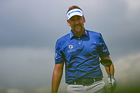 Ian Poulter (ENG) reacts after nearly hitting a bird inflight with his tee shot on 8 during round 3 of the Arnold Palmer Invitational at Bay Hill Golf Club, Bay Hill, Florida. 3/9/2019.<br /> Picture: Golffile | Ken Murray<br /> <br /> <br /> All photo usage must carry mandatory copyright credit (&copy; Golffile | Ken Murray)