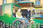 In Waterville for the KV.V.C.C.C. Ring of Kerry Run were Derek & Allen Wilsonfrom Douglas in Cork with their 1909 Minerva.
