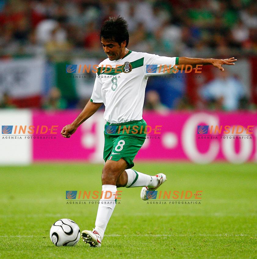 Gelsenkirchen 21/6/2006 World Cup 2006.Portogallo Messico 2/1.Photo Andrea Staccioli Insidefoto.Pavel Pardo Messico
