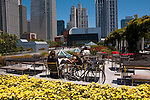 San Francisco, Yerba Buena Gardens.  Photo copyright Lee Foster.  Photo # casanf103988