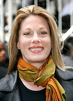 ***FILE PHOTO*** Marin Mazzie Has Passed Away at The Age Of 57<br /> Marin Mazzie attending Broadway on Broadway 2007 ... a free concert in Times Square, New York City. The event celebrates the beginning of the New Broadway Season.<br /> September 16, 2007 <br /> CAP/MPI/WMB<br /> &copy;WMB/MPI/Capital Pictures
