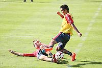 18.09.2014: Eintracht Frankfurt Training