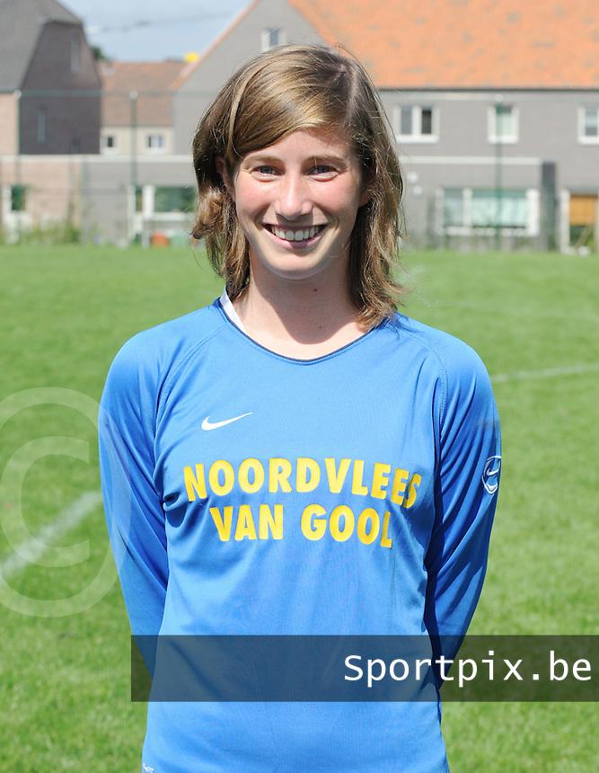 K Achterbroek VV : Lisa Korevaar.foto DAVID CATRY / VROUWENTEAM.BE