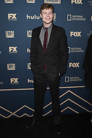 BEVERLY HILLS - JANUARY 6: John Karna attends the 2019 Fox Nominee Party for the 76th Annual Golden Globe Awards at the Fox Terrace on the Roof Deck of the Beverly Hilton on January 6, 2019, in Beverly Hills, California. (Photo by Scott Kirkland/Fox/PictureGroup)