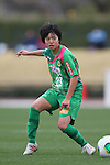 Yui Hasegawa (Beleza), .MARCH 23, 2013 - Football /Soccer : .Plenus Nadeshiko League 2013 .between NTV Beleza 2-0 FC Kibikokusaidaigaku Charme .at Ajinomoto Stadium West Field, Tokyo, Japan. .(Photo by YUTAKA/AFLO SPORT) [1040]