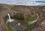 Palouse Falls, eastern Washington.