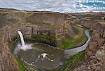Palouse Falls, eastern Washington.
