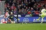 Futbol Club Barcelona's Ousmane Dembele scores goal  during La Liga match. November 24,2018. (ALTERPHOTOS/Alconada)