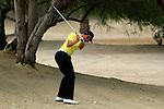 Alvaro Quiros (ESP) in action during the pro-am for the Omega Dubai Desert Classic played at Emirates Golf Club, Dubai, UAE on 9th February 2011. Picture: Phil Inglis / golffile.ie.