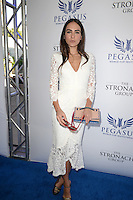 www.acepixs.com<br /> <br /> January 28 2017, Hallandale, FL<br /> <br /> Daniela Botero arriving at the Pegasus World Cup at Gulfstream Park on January 28, 2017 in Hallandale, Florida.<br /> <br /> By Line: Solar/ACE Pictures<br /> <br /> ACE Pictures Inc<br /> Tel: 6467670430<br /> Email: info@acepixs.com<br /> www.acepixs.com