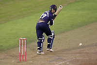Ryan ten Doeschate hits 4 runs for Essex during Glamorgan vs Essex Eagles, Vitality Blast T20 Cricket at the Sophia Gardens Cardiff on 7th August 2018