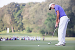 Sam Brazel of Australia putts on the green during the 58th UBS Hong Kong Golf Open as part of the European Tour on 11 December 2016, at the Hong Kong Golf Club, Fanling, Hong Kong, China. Photo by Vivek Prakash / Power Sport Images